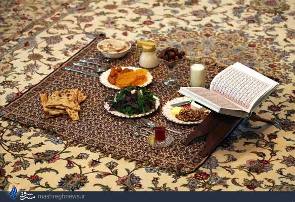 چگونه یک افطاری سالم بخوریم؟