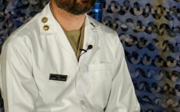 سرهنگ دکتر ملاحی/ برنامه تلويزيوني  به رنگ خاك