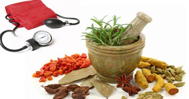 گیاهان مفید برای کاهش فشار خون در طب سنتی