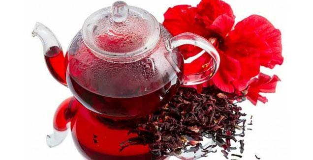 خواص معجزه کننده چای ترش برای فشار خون